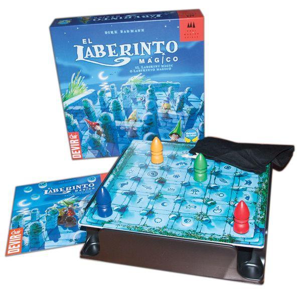 Laberinto-Magico